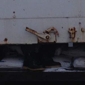 What do you see? Imagine this truck involved in MVA. Remember to check the rear.